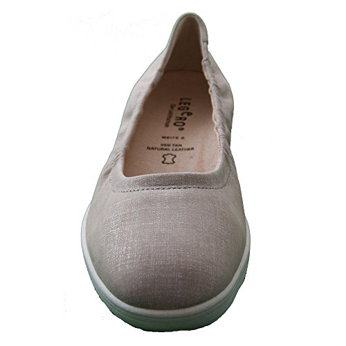 Toe Legero Flats Ballet Women's Closed Maleo Powder xwttqA8UZF