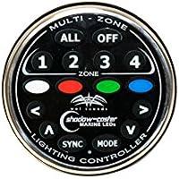 Wet Sounds WS-4Z-RGB 4 Zone RGB LED Controller