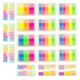 PietyPet Sticky Notes Index Label Text Highlighter