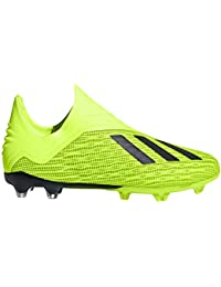 X 18+ Kid's Firm Ground Soccer Cleats