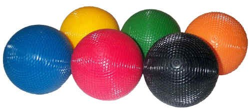 Croquet Balls (Regulation size croquet balls)