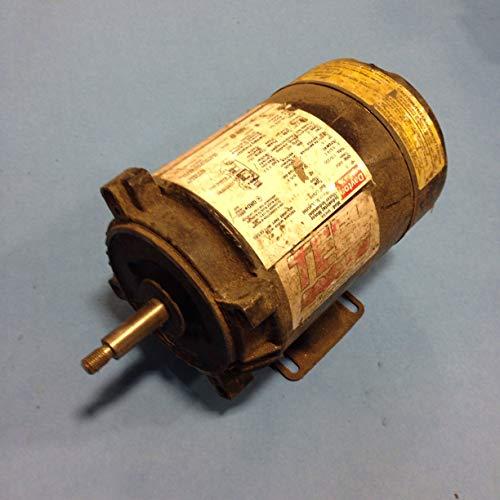 - Dayton 9HK94 Industrial Motor 1/2HP 3450RPM 115/230V Type C
