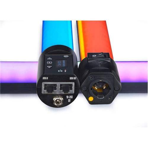 1-QUASAR SCIENCE 4' Q-LED-R-Rainbow LED Light.
