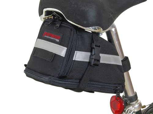 Bushwhacker Tacoma Expandable Bike Seat Bag