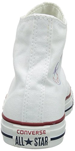 Converse Chuck Taylor All Star Seasonal Color Hi, (Blanco (Optical White)), 8,5 D(M) US