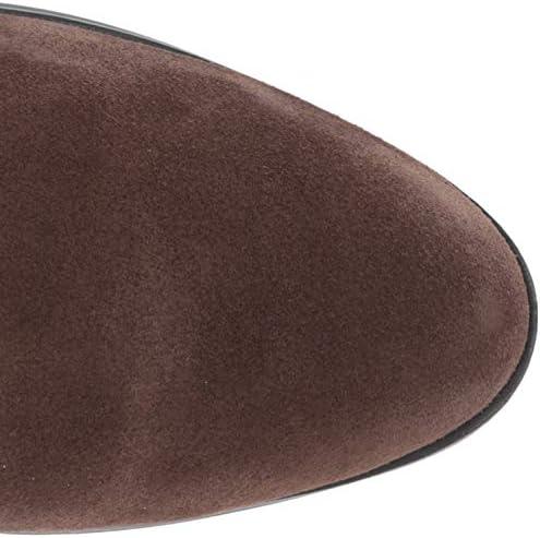Bandolino Footwear Women's PRIES Knee High Boot, Dark Chocolate, 5