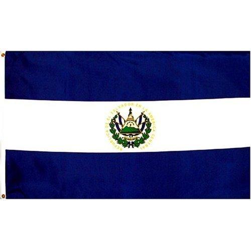 yester 3 ft. x 5 ft. (El Salvador Emblem)