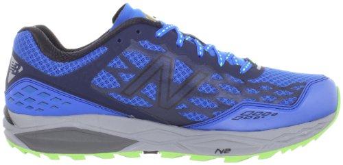 New Balance Mens Mt1210 Nbx Trail Running Scarpa Blu / Verde