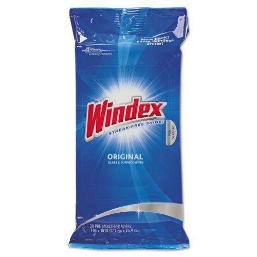- Windex Wipes Tub