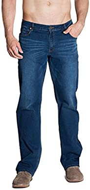 Barbell Apparel Men's Athletic Fit Jeans As Seen On Shark