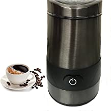 Electric Coffee Grinder Drabac Coffee Grinder with Stainless Steel Blade for Bean Seed Nut Spice Herb Pepper