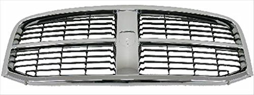 OE Replacement Dodge Pickup Grille Assembly (Partslink Number CH1200282) Dodge Pickup Grille