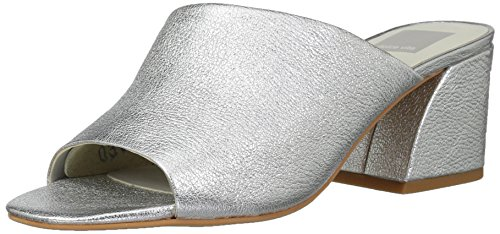 Dolce Vita Women's Juels Mule Silver Leather discount browse clearance Manchester discount geniue stockist nIvJjPK