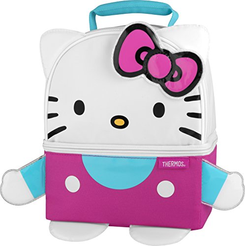 Thermos Novelty Lunch Kit, Hello Kitty Figure -