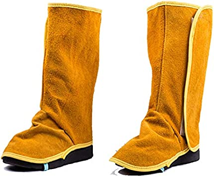 Heavy Duty Cowhide Leather Shoe