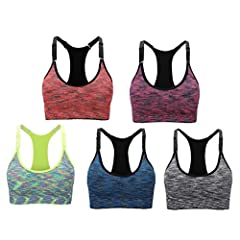 32e32855c4 Vermilion Bird Women s Seamless Adjustable Straps Racerback S ..