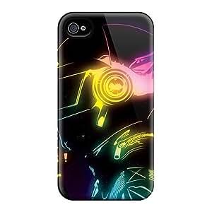 Rosesea Custom Personalized Unique Design Iphone 6 Durable Cases Covers Daft Punk