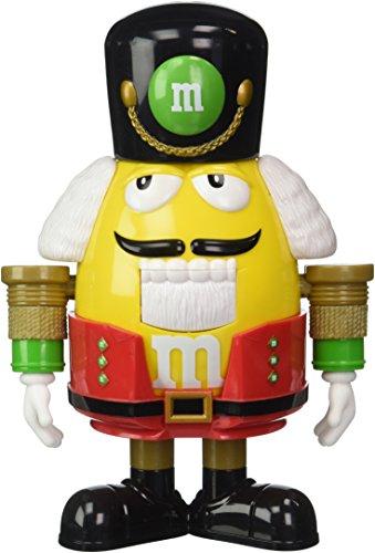 M&M Limited Edition Holiday Dispenser - Nutcracker (Nutcracker Gift)