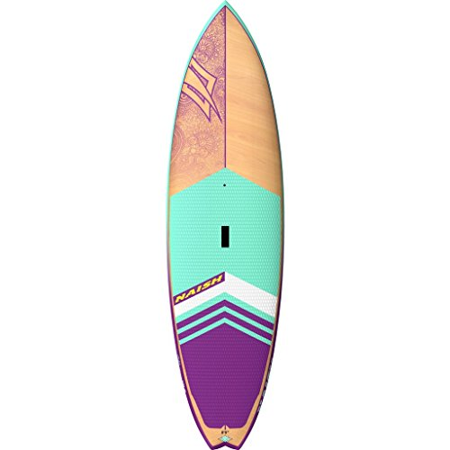 Naish Alana 8'6'' Stand Up Paddle Board | Purple/Green by Naish