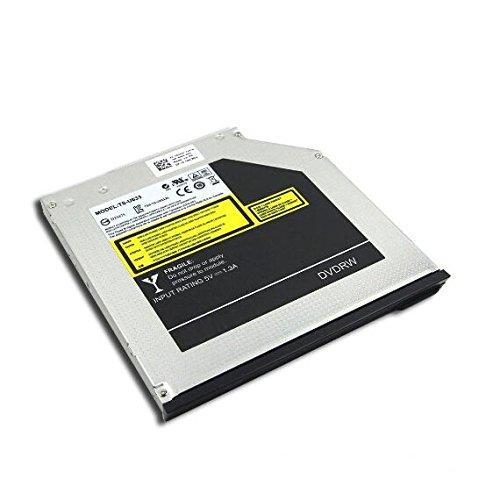 PORJET: REPLACEMENT DVDRW USE For DELL Latitude E6400 E6500 E6410 E6510 Super Multi 8X DL DVD RW RAM Burner Dual Layer DVDRW Recorder 9.5mm SATA Slim Optical - Dual Dvd Multi Drive Super Layer Double