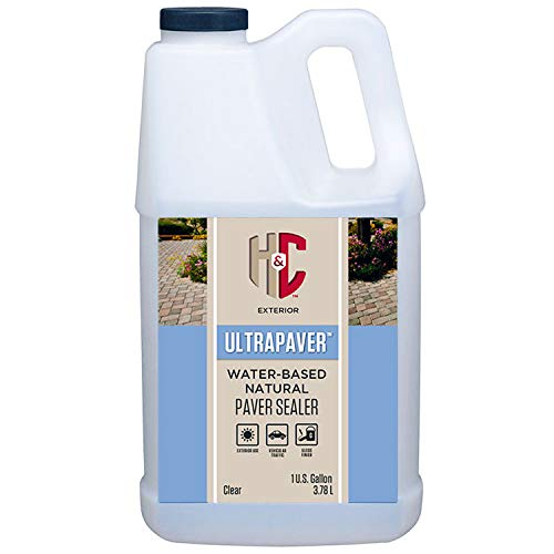 H&C 50.146054 UltraPaver water-based Natural Paver Sealer gallon (H&c Ultrapaver Water Based Natural Paver Sealer)