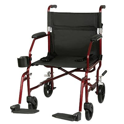 Retail Ultralight Transport Wheelchair Chairs