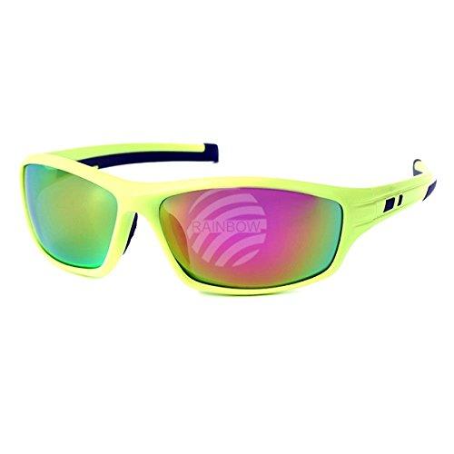 Homme soleil de Loox Lunette Design 117 vert Eyewear Collection Sport Rqx8Pxw1