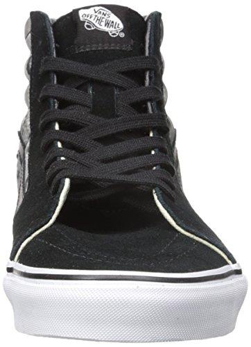 Bestelwagen Sk8-hi Moon Enkelhoge Fashion Sneaker Zwart