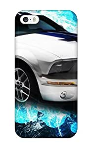 Alfredo Alcantara's Shop 6126153K14639219 For Iphone 5/5s Tpu Phone Case Cover(ford Mustang Gt Sports Car Freecomputerdesktop600)