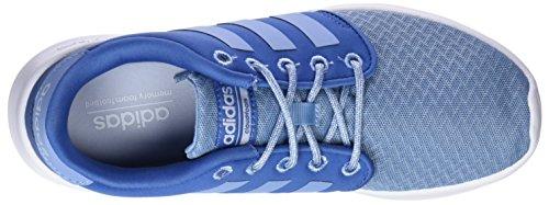 Aerblu Ashblu Ashblu Traroy Racer QT Donna Blu Traroy adidas Aerblu Cloudfoam Sneaker 4BHPPv