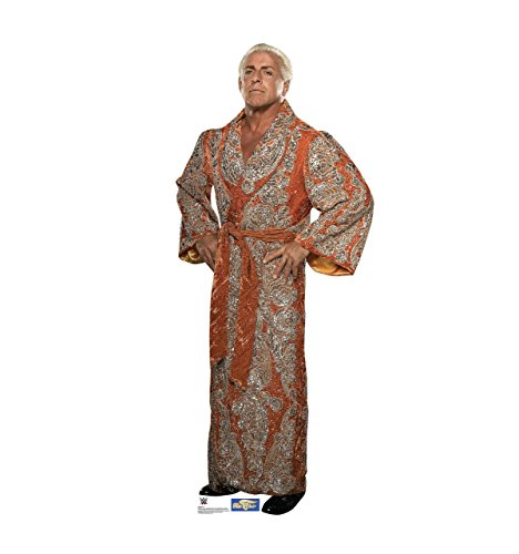 Wwe Cut Out - Ric Flair - WWE - Advanced Graphics Life Size Cardboard Standup