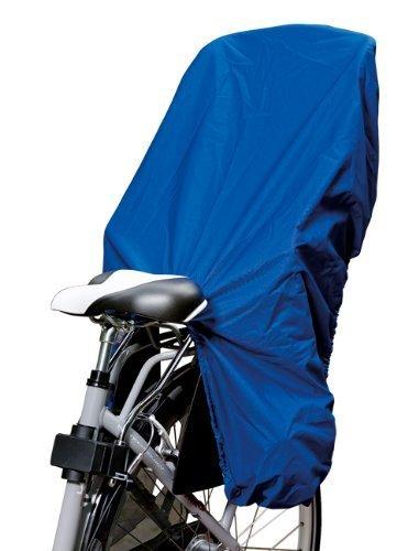 NICE 'N' DRY - Rain Cover for Child Bike Seats - navy