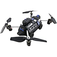 SHY-Drone Quadcopter-JJRC H40WH 2.4G 4CH 6 Axis Hover RC Camera Wifi Drone Tank w/ 720P HD Camera 4 Channels, Flight Stability, Brilliant LED Lights and Easy to Fly for Beginner