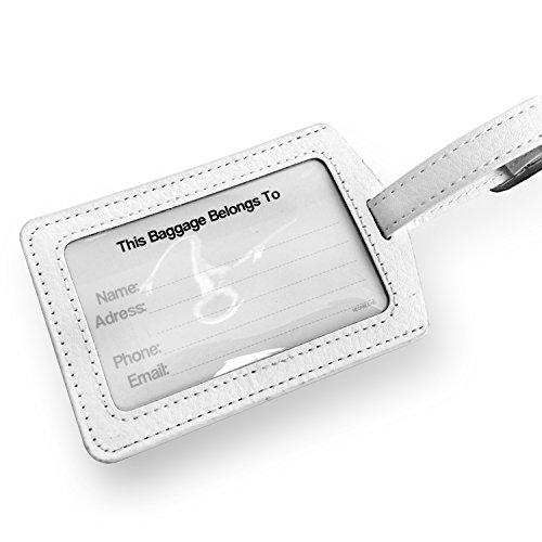 Luggage Tag I Love Segway polo, Travel ID Bag Tag - Neonblond