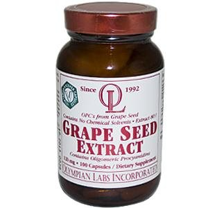 grape seed extract olympian labs - 2