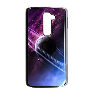 LG G2 Cell Phone Case Black Galaxy Space H3U2O