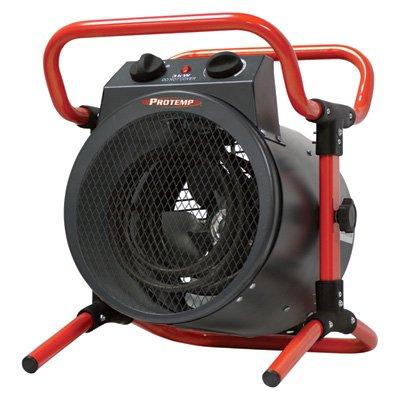 ProTemp Electric Turbo Heater - 10,200 BTU, 240 Volts, Model# PT-53-240