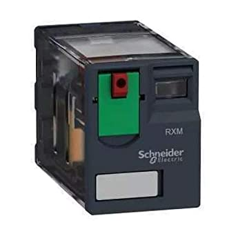 zelio rxm 230/V CA Schneider Electric rxm2ab1p7/Relais de Miniature enfichable 2/CA