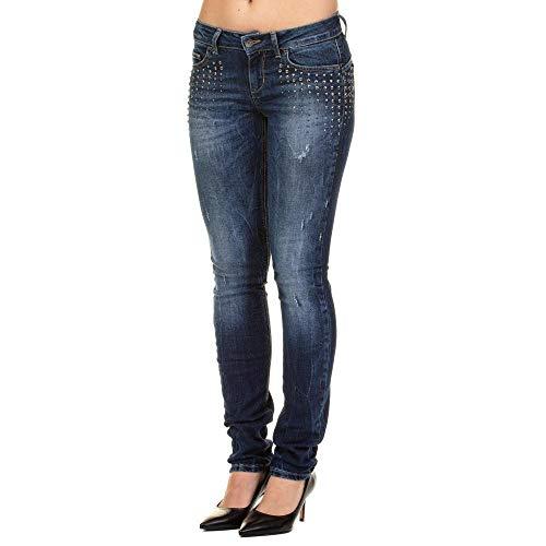 jo Bottom Magnetic Blue U68016d4270 Up jeans Liu ZgnxRqUg