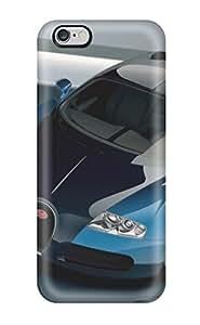 Hot Bugatti Veyron First Grade Tpu Phone Case For Iphone 6 Plus Case Cover