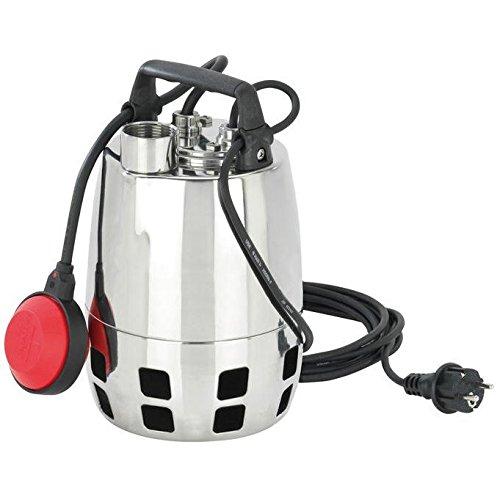 CALPEDA Submersible Vortex Pump Dirty Water GXV25-8m 0,37kW 0,5Hp 230V 50Hz