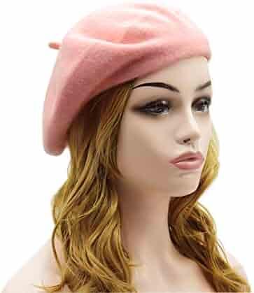ca3a7df72c289 Shopping Under  25 - Berets - Hats   Caps - Accessories - Women ...
