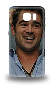 Tpu Shockproof Dirt Proof Colin Farrell Ireland Male The Tiger Island Cover 3D PC Case For Galaxy S6 ( Custom Picture iPhone 6, iPhone 6 PLUS, iPhone 5, iPhone 5S, iPhone 5C, iPhone 4, iPhone 4S,Galaxy S6,Galaxy S5,Galaxy S4,Galaxy S3,Note 3,iPad Mini-Mini 2,iPad Air )