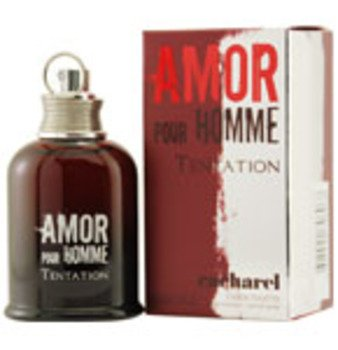 AMOR POUR HOMME TENTATION by Cacharel EDT SPRAY 1.3 OZ AMOR POUR HOMME TENTATION by Cacharel EDT SP ()