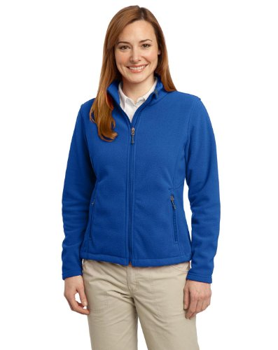 port-authority-l217-ladies-value-fleece-jacket-true-royal-small