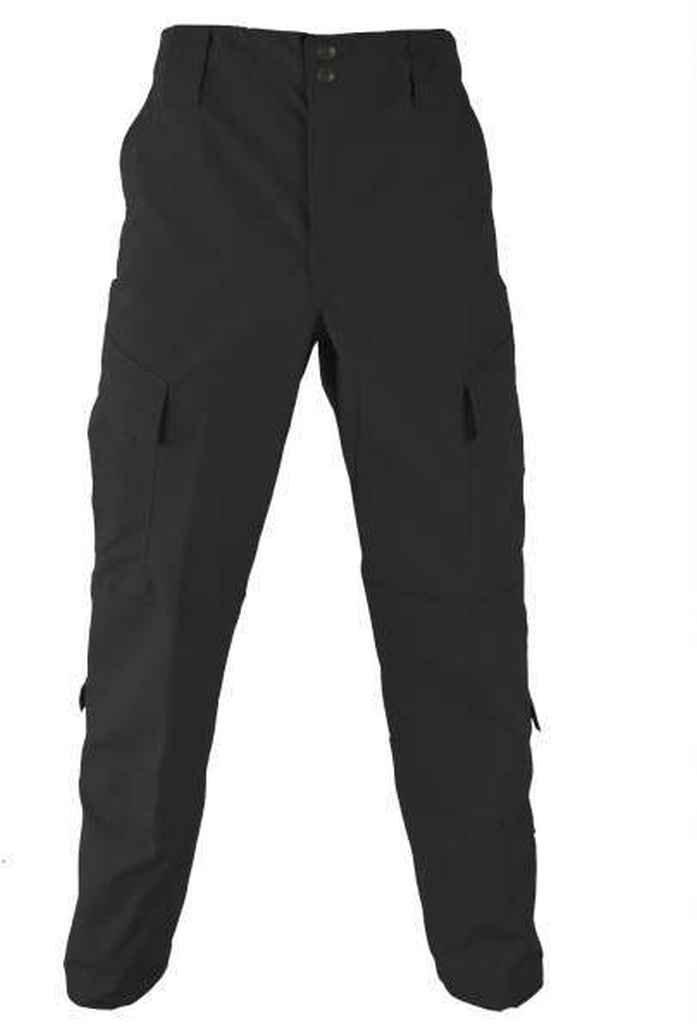 (プロッパー)Propper TAC.U メンズタクティカルパンツ B001EH9S2E 46 Long|ブラック ブラック 46 Long