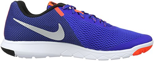 Nike Flex Experience RN 5 Running Shoe Racer Blue/Metallic Silver/Black/White store pre order cheap price finishline pick a best cheap price with paypal free shipping Im2wpjJL