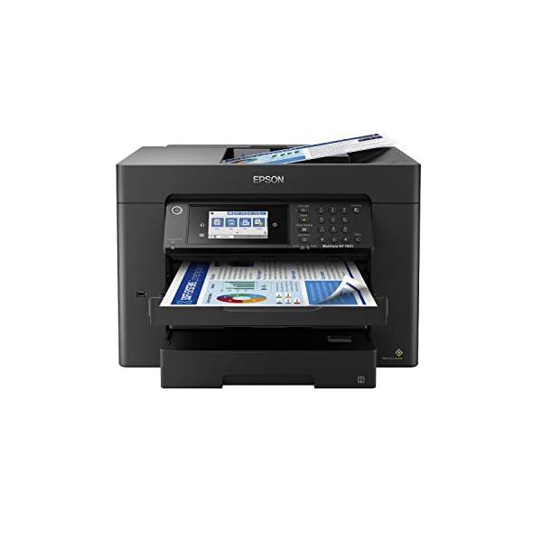 Epson Workforce Pro WF-7840 All-in-One Printer