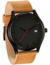 Popular Low-key Men's Quartz Wristwatch Minimalist...