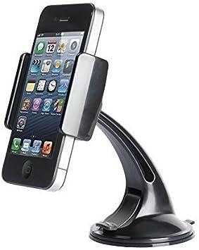 IBRA - Soporte de Smartphone para Coche con Ventosa: Amazon.es: Electrónica